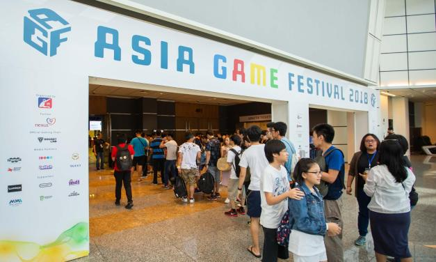Scouting Report: Asia Game Festival 2018