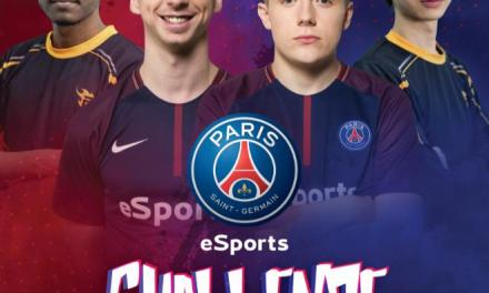 [FIFA ESPORTS] Paris Saint-Germain to Work with Team Flash for 2018 Asia Summer Tour