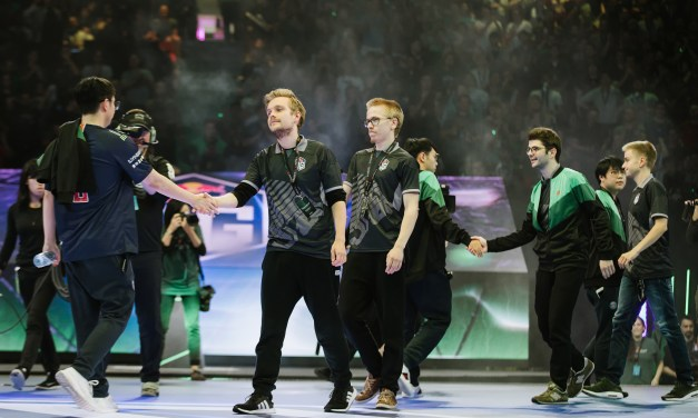 [TI8] Main Event Day 5: OG secures a Grand Finals Spot, EG Survive, and TWO NEW HEROES!