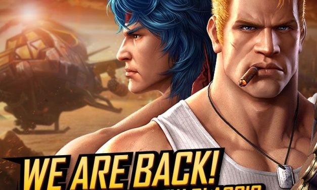 Contra: Return comes to SEA on Mobile