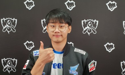 AFS Kuro on Best Mid Laner in Group A: I think it's G2 Perkz
