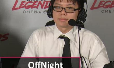 Esports Spotlight: Shoutcaster Terence 'Offnight' Chan