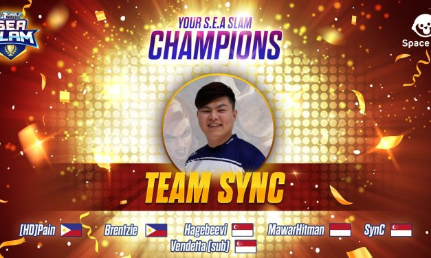 RSG.SynC wins the 1st Rumble League S.E.A. SLAM