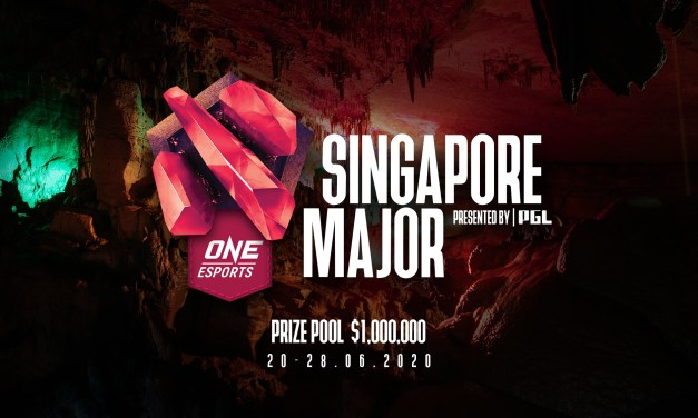 Dota 2 Major to be held in Singapore June 20-28, 2020