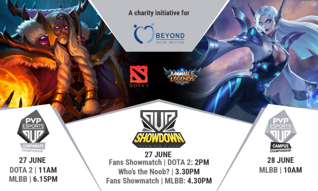PVP Esports Gives Back This Weekend at the PVP Esports Community Championships 2020