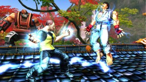 Infamous Cole joins the fight in Street Fighter X Tekken