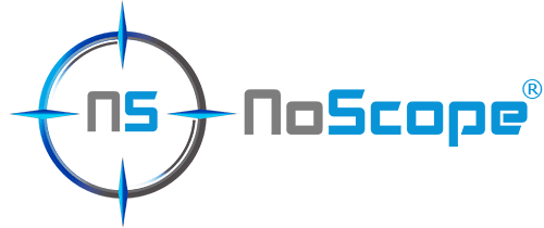 NoScoper Logo (Horizontal)