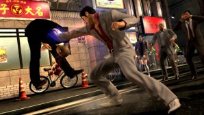 Yakuza 5 is finally coming to the West