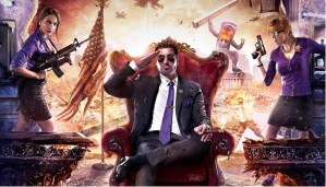 Saints Row 4 brings the Wub and gets serious for E3