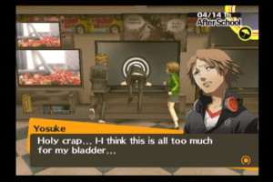 Persona 4 comes to PS3 via Playstation 2 Classics next week!