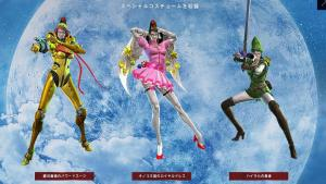 Bayonetta 2 Nintendo specific costumes provide some special nods