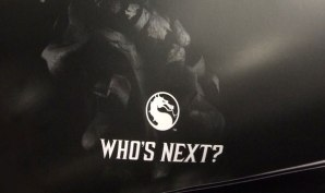 Who's Next? Mortal Kombat X announced for 2015