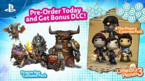 LittleBigPlanet 3 gets launch date, plushies and pre-order bonuses