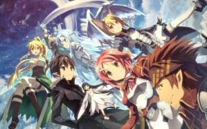 Sword Art Online: Lost Song coming to PS3 and Vita in 2015