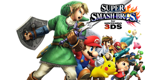 Super Smash Bros Wii U adds 8 player brawls, chaos ensues.