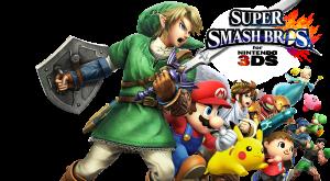 Super Smash Bros Wii U adds 8 player brawls, chaos ensues.