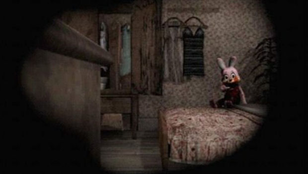 Reviews From The Crypt 2014 Part 2 Silent Hill 4 The Room Game