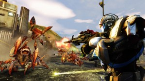 Defiance goes free to play on Xbox 360.