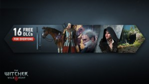 Witcher 3 lands 2 pieces of paid DLC