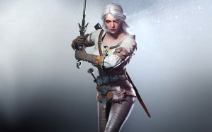Witcher 3's additional player announced as Ciri