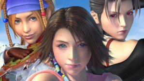 Final Fantasy X/X-2 HD coming to PS4 this spring