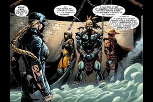 Mortal Kombat X comic outs new character