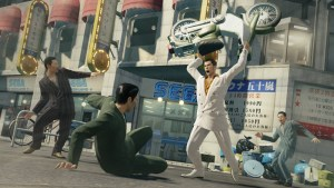 Sega release a walkthough of Yakuza Zero on PS4