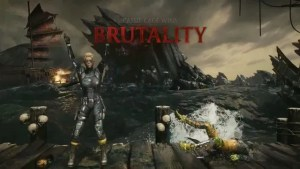 Mortal Kombat brutalities make a return, story focus on Mortal Kombat warrior's kids.