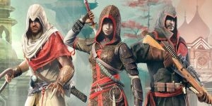 Assassin's Creed Chronicles sends the series to China, India and Russia