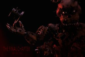 Five Nights at Freddy's 4 Releases early, out now!