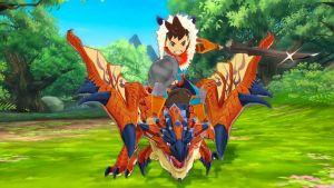 Monster Hunter Stories announced for the 3DS