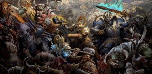 Total War: Warhammer officially confirmed with trailer.