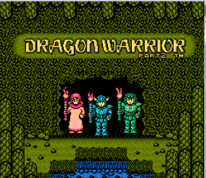 Dragon Warrior 2 – Difficult game was difficult