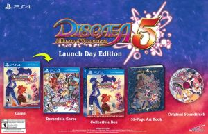 Disgaea 5: Alliance of Vengeance coming to PS4