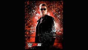 Arnold Schwarzenegger enters the ring of WWE 2K16 as Pre-order DLC