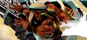 Meet Street Fighter 5's newest fighter, Rashid