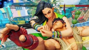 Capcom changing the way they present the story in Street Fighter V