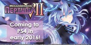Megadimension Neptunia VII listed for a January release