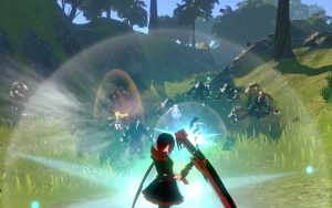 RWBY: Grimm Eclipse goes to Steam Greenlight