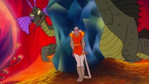 Dragon's Lair Movie passes it's Crowdfunding on Indiegogo