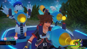 New Kingdom Hearts trailers shows off new content for 2.8 and 3