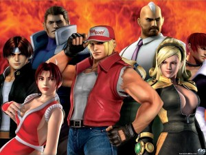 King of Fighters Live Action and Anime series in the works