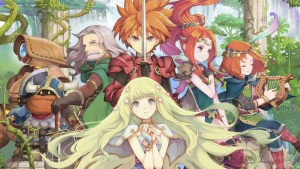 Adventures of Mana possible Vita Release in the west