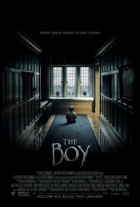 Film Review: The Boy is another uninspired run-of-the-mill horror flick