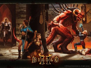 Blizzard releases a new patch for Diablo 2