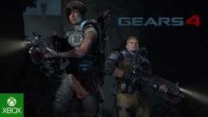 Gears of War 4 trailer Disturbed the Sound of Silence