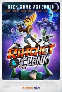 Film Review: Ratchet & Clank crashes and burns
