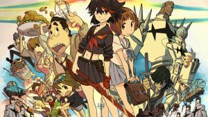 Peachie's Anime Review: KILL la KILL