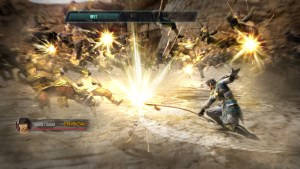 Dynasty Warriors: Eiketsuden turns the series into a Strategy RPG