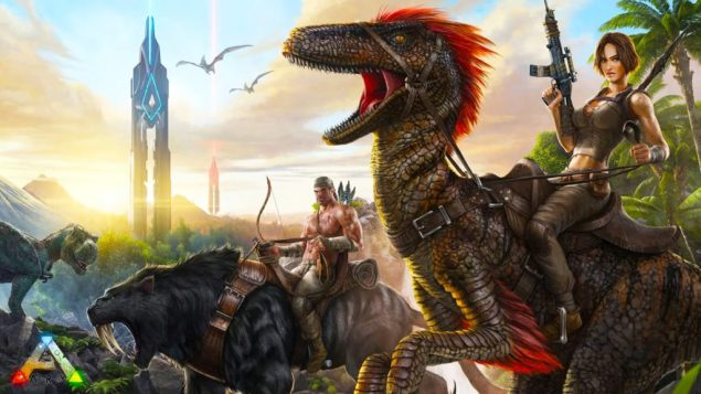 ARK: Survival Evolved: Early-Access Review | Game It All